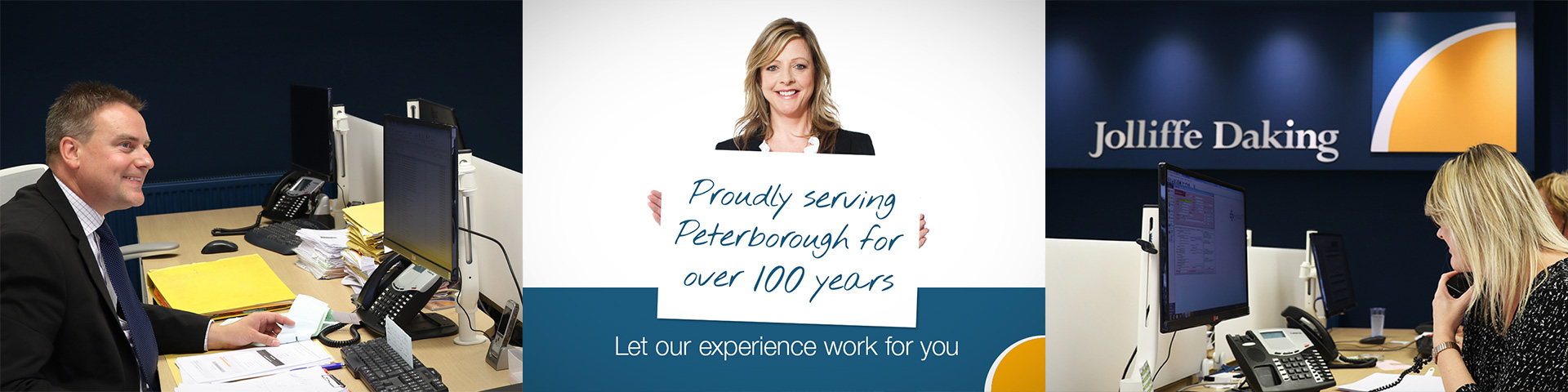 Let our experience work for you