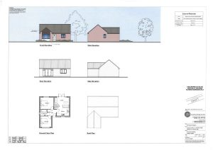 Building Plot with planning consent at Stanford Walk, Netherton